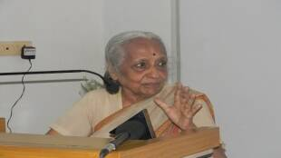 Dr V Shantha Adayar Cancer Institute Chairwoman passed away tamil news