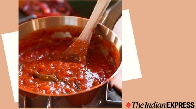 Tomato Thokku Thakkali Thokku recipe Breakfast recipes Tamil News