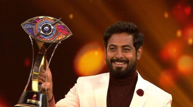 Bigg Boss 4 Title Winner Aari Tamil Vijay Tv Journey of Aari