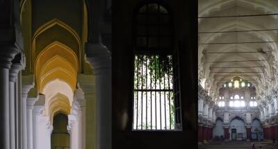 Madurai News History of Thirumalai Nayakkar Mahal