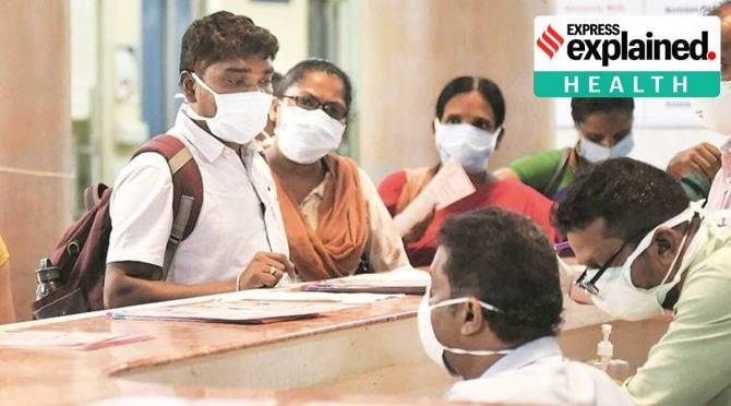 Increased Corona positive cases in Kerala explained in Tamil