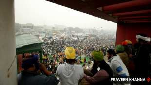 Farmers can enter delhi for r day tractor rally stay near borders Tamil News