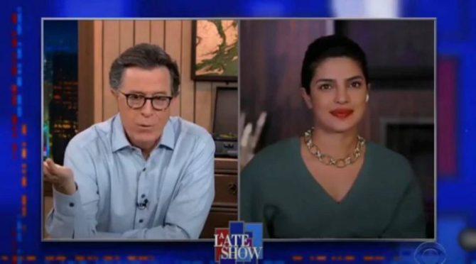 'Welcome to the club, America': Priyanka Chopra's response on Kamala Harris