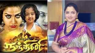 sun tv, sun tv no for kushbu nandhini 2 serial, nandhini 2, குஷ்பு, நந்தினி 2 சீரியல், சன் டிவி, ஜீ தமிழ், nandhini 2 serial, zee tamil will broadcast, kushbu serila, kushbu, kushboo, zee tamil tv