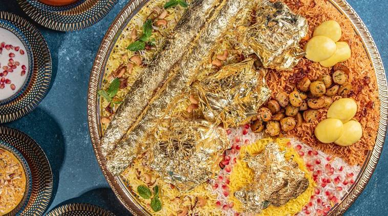 Most expensive Biryani in the world