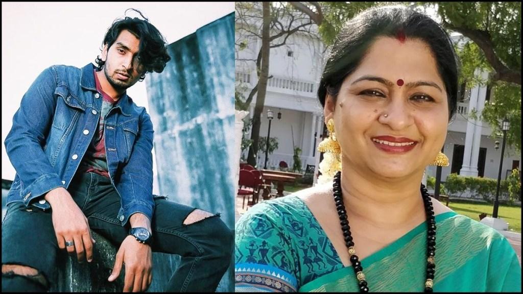 super singer aditya mother vijay tv super singer