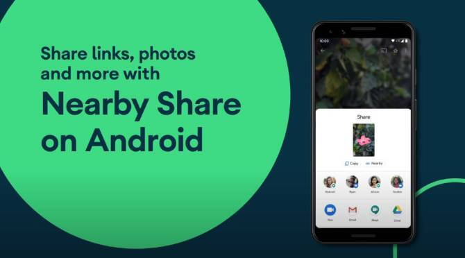 How to share apps without internet using google nearby share Tamil News