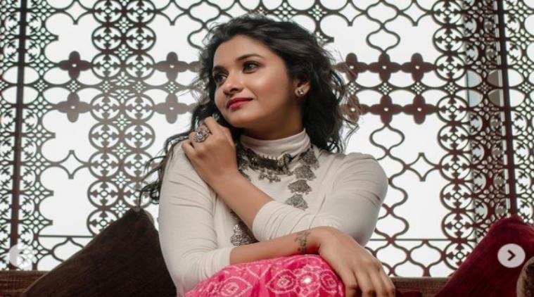 Priya Bhavani Shankar latest Photoshoot Instagram photos Tamil News
