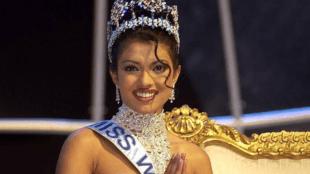 Priyanka chopra unfinished miss world hairdo Tamil News