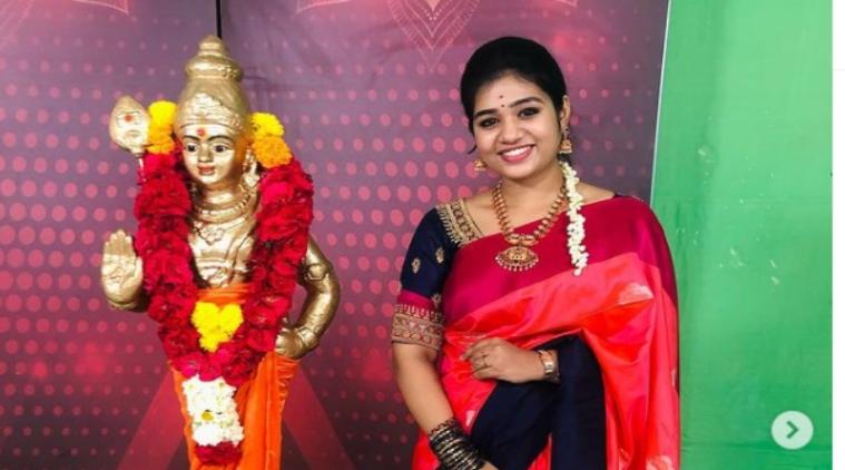 Super Singer Srinisha Jayaseelan Style Fashion Statement Tamil News