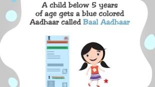 Aadhar Card Tamil News What is Baal Aadhaar, issued to children below the age of five years?
