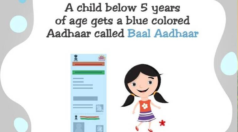 Aadhar Card Tamil News What is Baal Aadhaar, issued to children below the age of five years?