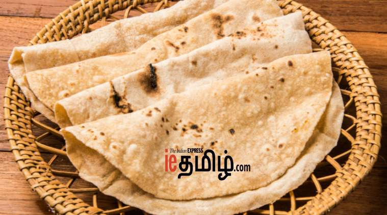 Life style news in tamil How to make soft sapathi