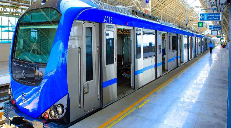 Chennai city news in tamil Chennai metro extended Chennai airport to kilampakam suburbs, and what are the new metro stations included more details