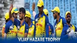 Vijayhazare trophy cricket news in tamil Tamil Nadu beats Jharkhand