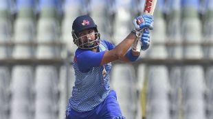 Cricket news in tamil Prithvi Shaw slams highest individual score in Vijay Hazare Trophy