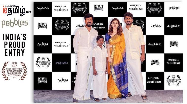 Tamil cinema news in tamil Tamil film Koozhangal wins the Tiger Award at International Film Festival Rotterdam