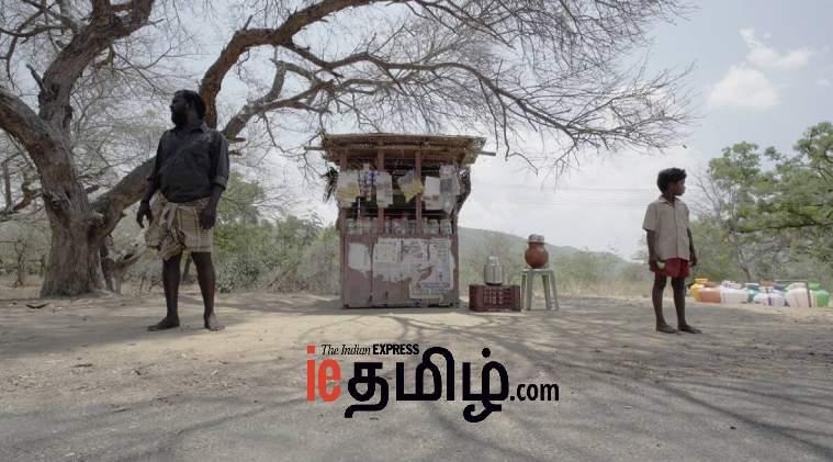 Cinema news in tamil Inspired by his sister's true story Vinothraj's Pebbles wins prestigious Tiger Award