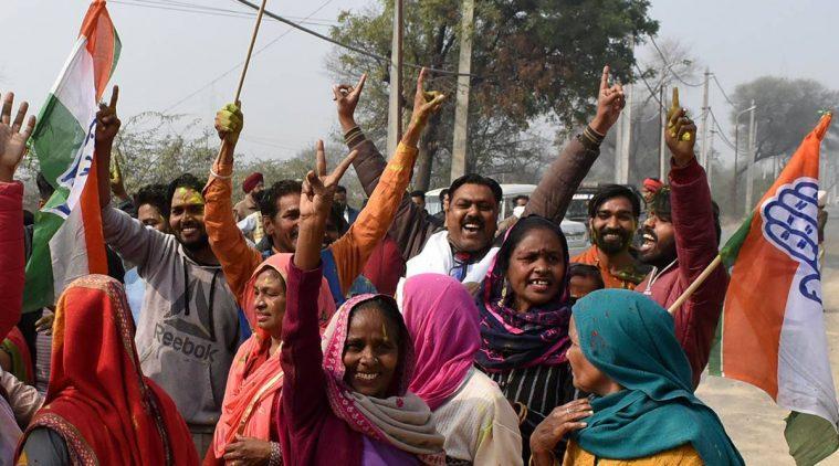 Congress sweeps Punjab civic polls; farm law heat singes Akalis, BJP