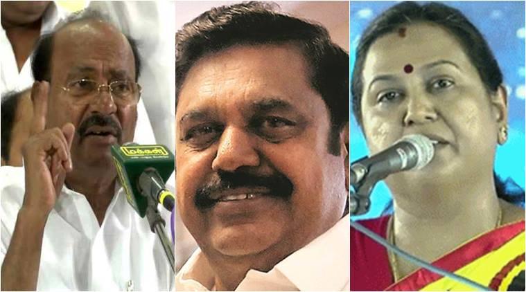 aiadmk, aiadmk alliance with pmk almost confirmed, mdmk, premaltha vijayakanth, அதிமுக, pmk, dr ramadoss, பாமக, அதிமுக பாமகவுடன் கூட்டணி, தேமுதிக, பிரேமலதா விஜயகாந்த்