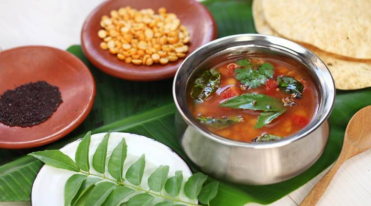 Simple Rasam Recipe without Rasam Powder Lunch Recipe Tips Tamil