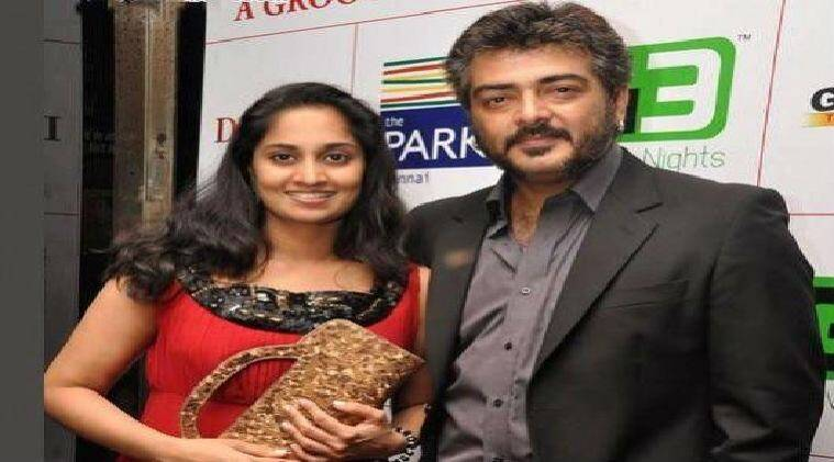 Cinema news in tamil shalini Ajith reentry to tamil cinema from making ponniyin silvan