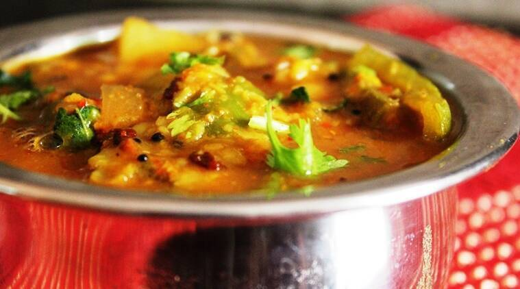Sambar Recipe in 15 minutes Simple Lunch Sambar Tamil