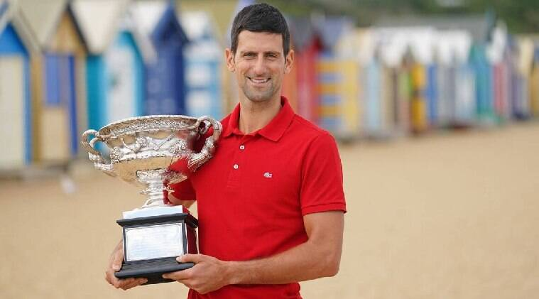 Sports news in tamil Novak Djokovic right to focus on Federer, Nadal and the Grand Slam record tennis tamil news
