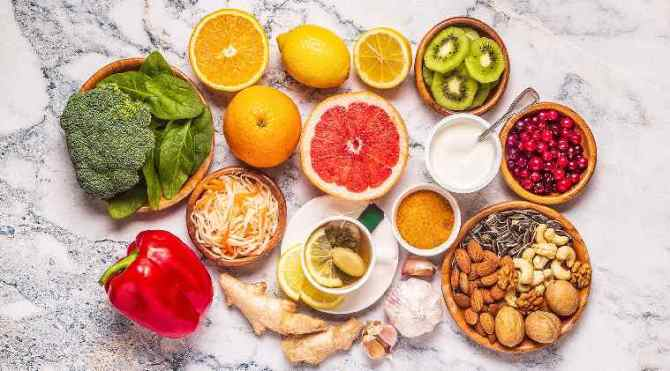 Lifestyle news in tamil to strengthen your immunity you should take these three foods Almonds, Ginger, Citrus