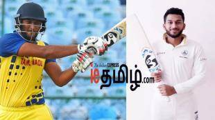 Cricket news in tamil Shahrukh Khan the tamilnadu cricketer sold to Panjab kings in the IPL AUCTION 2021