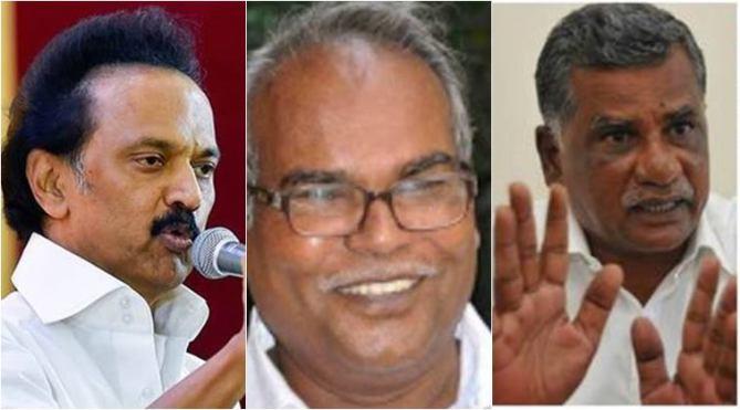 cpi, cpm, how many seats sharing in dmk alliance, tn assembly elections 2021, சிபிஐ, சிபிஎம், தமிழ்நாடு சட்டமன்றத் தேர்தல் 2021, திமுக கூட்டணி, k balakrishnan, mutharasan,dmk
