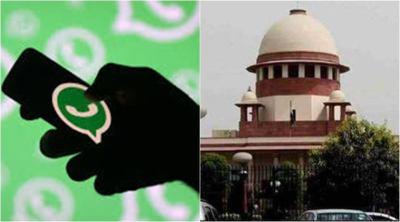 WhatsApp, Facebook, Supreme Court, whatsapp privacy policy, supreme court issues notice to whatsapp, privacy more important than money, வாட்ஸ் அப், உச்ச நீதிமன்றம், அந்தங்கம், தனியுரிமை கொள்கை, வாட்ஸ் அப் நிறுவனத்துக்கு உச்ச நீதிமன்றம் நோட்டீஸ், whatsapp news, Tamil Indian Express news