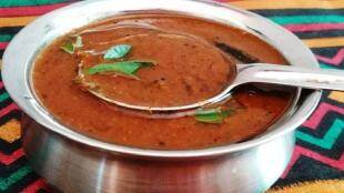 Lifestyle news in tamil traditional gravy from the temple town of Srirangam