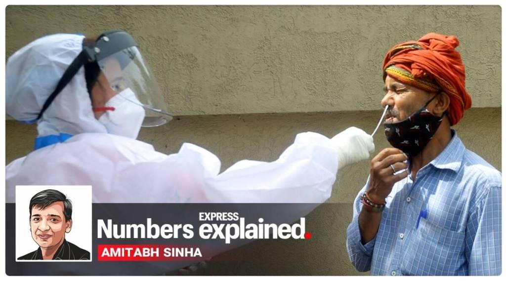 India covid 19 march 25 second wave fatality rate maharashtra punjab Tamil News