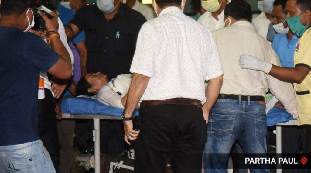 Mamata Banerjee injured, says '4-5 people pushed me'; poll panel seeks report