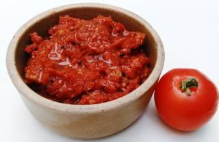 Thakkali Thokku recipe simple tomato thokku chutney recipes Tamil