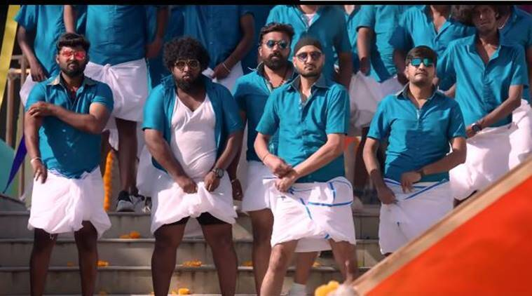 Harbhajan Singh shares teaser of debut Tamil movie Friendship