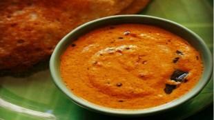 Kerala style Red Coconut Chutney Recipe ThengaaiChatnirecipes Tamil