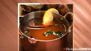 How to make Lemon Rasam Elumichai rasam recipe Tamil
