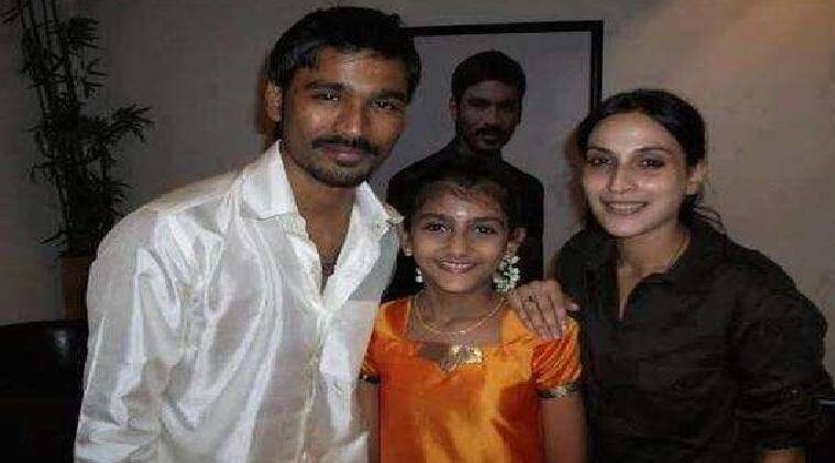 Tamil viral news in tamil Bigboss gabriella charlton childhood photo with dhanush goes viral