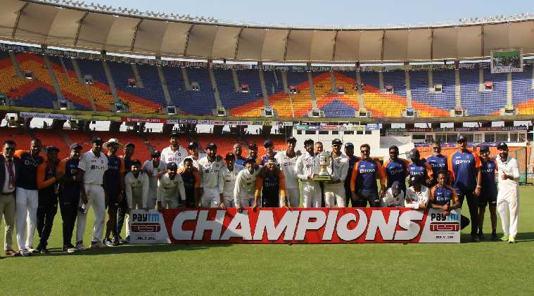 Cricket news in tamil India vs England 4th Test; india wins the series 3-1