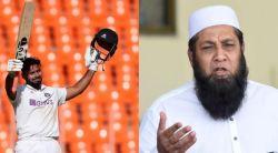 Cricket news in tamil Rishabh Pant's batting is like watching Sehwag bat left-handed says Pakistan's former captan Inzamam-Ul-Haq.