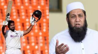 Cricket news in tamil Rishabh Pant's batting is like watching Sehwag bat left-handed says Pakistan's former captan Inzamam-Ul-Haq.