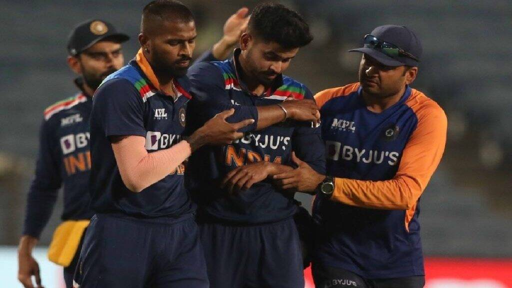 Cricket news in tamil Shreyas Iyer ruled out of IPL 2021 after suffering shoulder injury