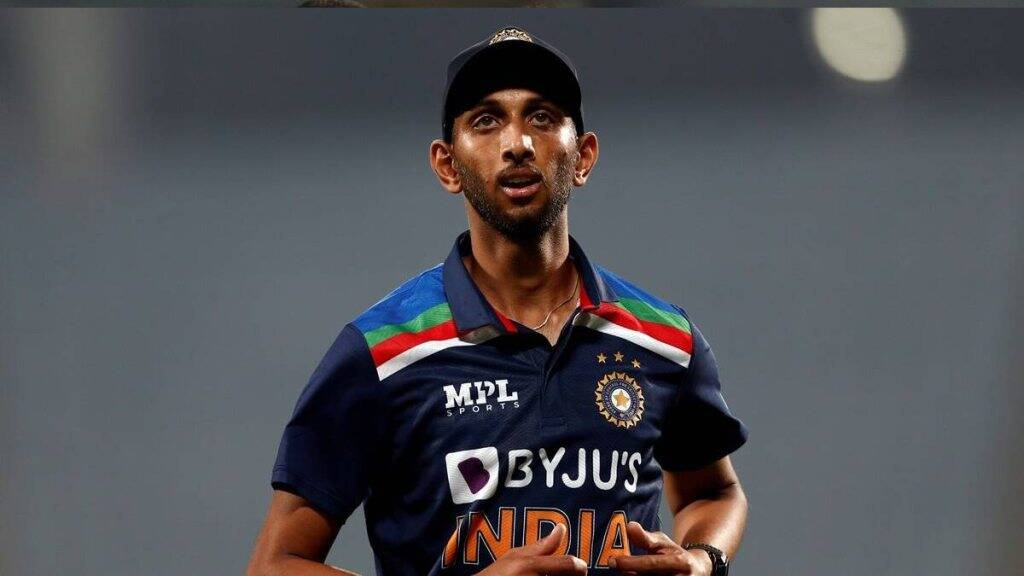 Cricket news in tamil the backstory of pacer Prasidh Krishna