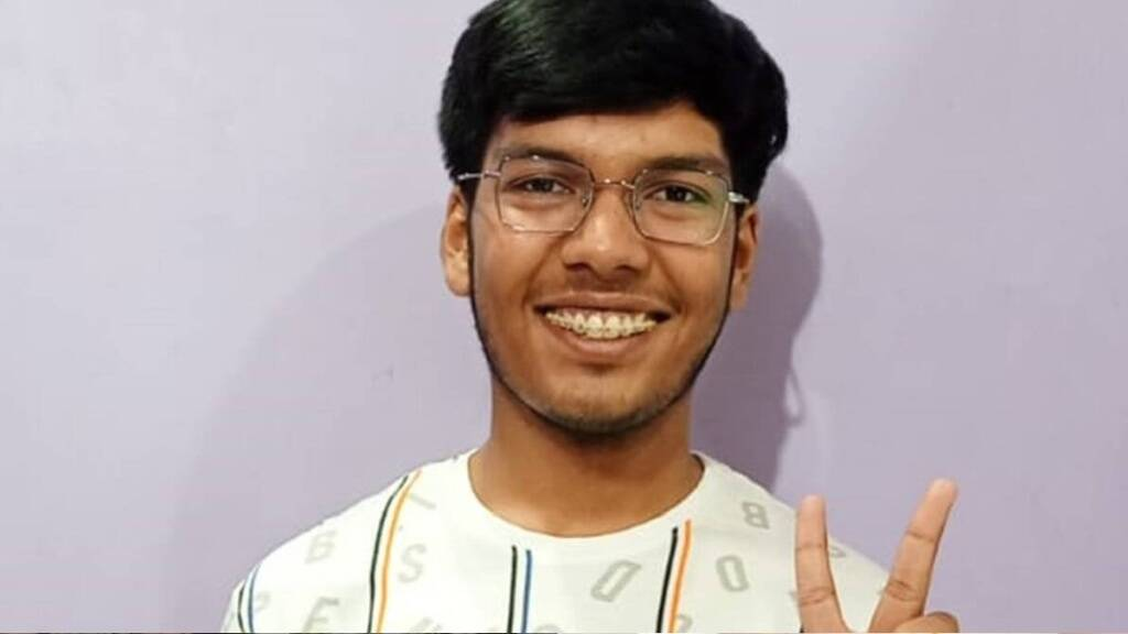 Education and job Tamil News JEE Main topper Mridul Agarwal aims for IIT-Bombay, says Sundar Pichai's success motivates him