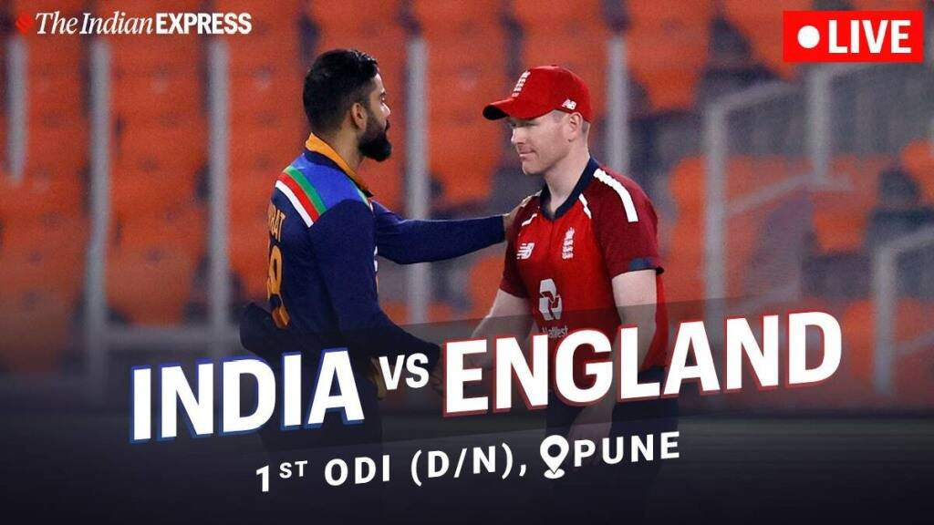 Cricket news in tamil India vs England odi series, 1st match squad and match predictions