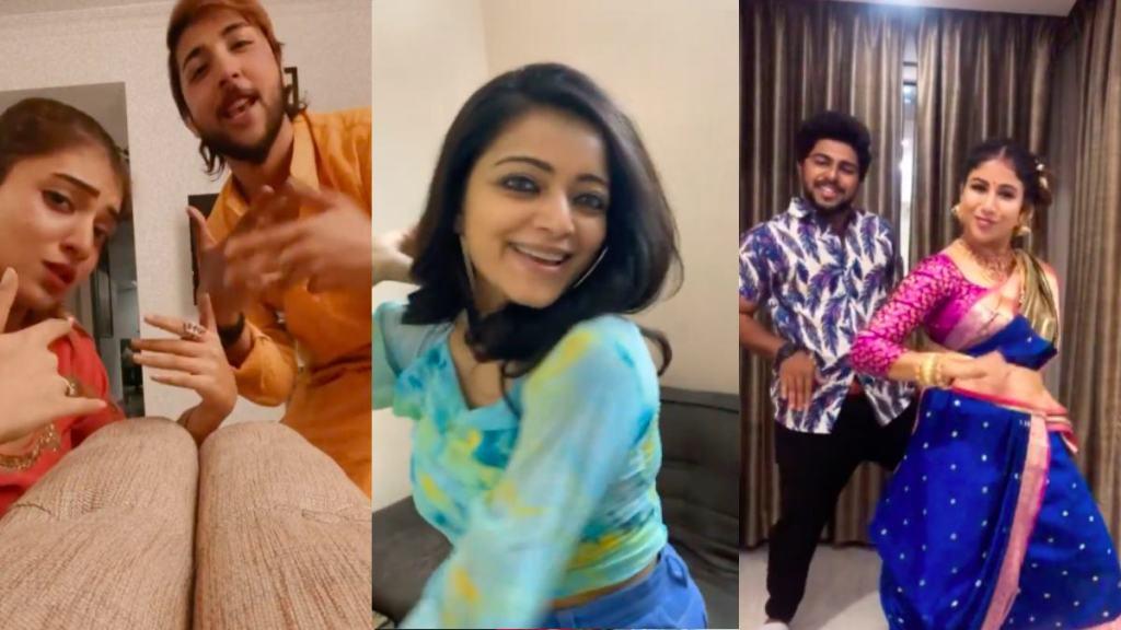 Entertainment news in tamil cinema celebrities dancing for enjoy enjaami song tamil video