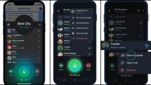 Telegram launches voice chats 2 0 to take on clubhouse spaces Tamil News
