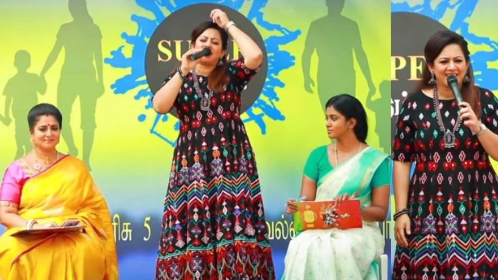 anchor archana joins in bharathi kannamma raja rani, அர்ச்சனா, பாரதி கண்ணம்மா சீரியலில் அர்ச்சனா, ராஜா ராணி சீரியலில் அர்ச்சனா, vijay tv, bharathi kannamma, raja rani, விஜய் டிவி, பிக் பாஸ் பிரபலம் அர்ச்சனா, bigg boss celebrity archana acting in bharathi kannamma serial, vijay tv, raja rani serial